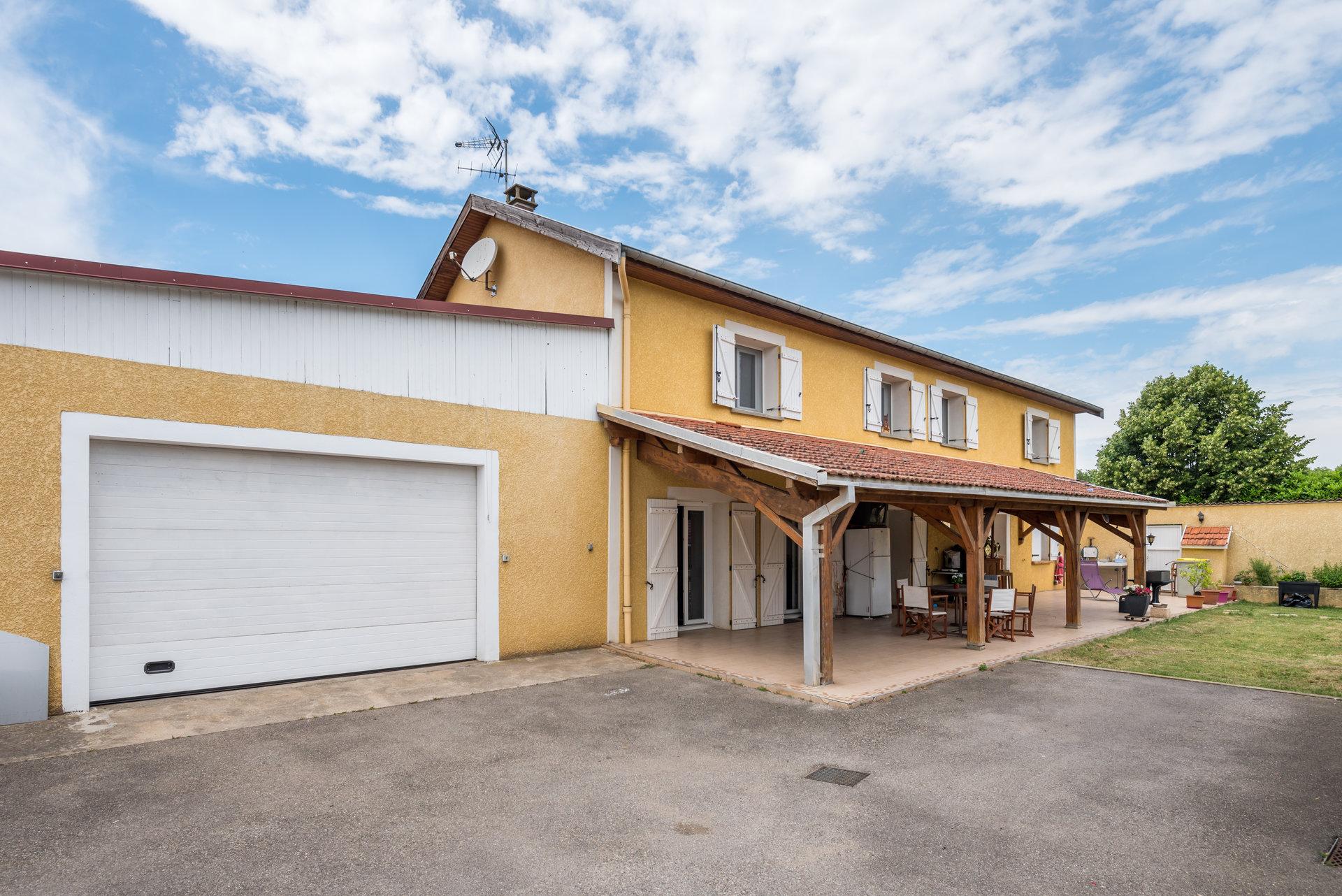 Belle maison de 189 M2