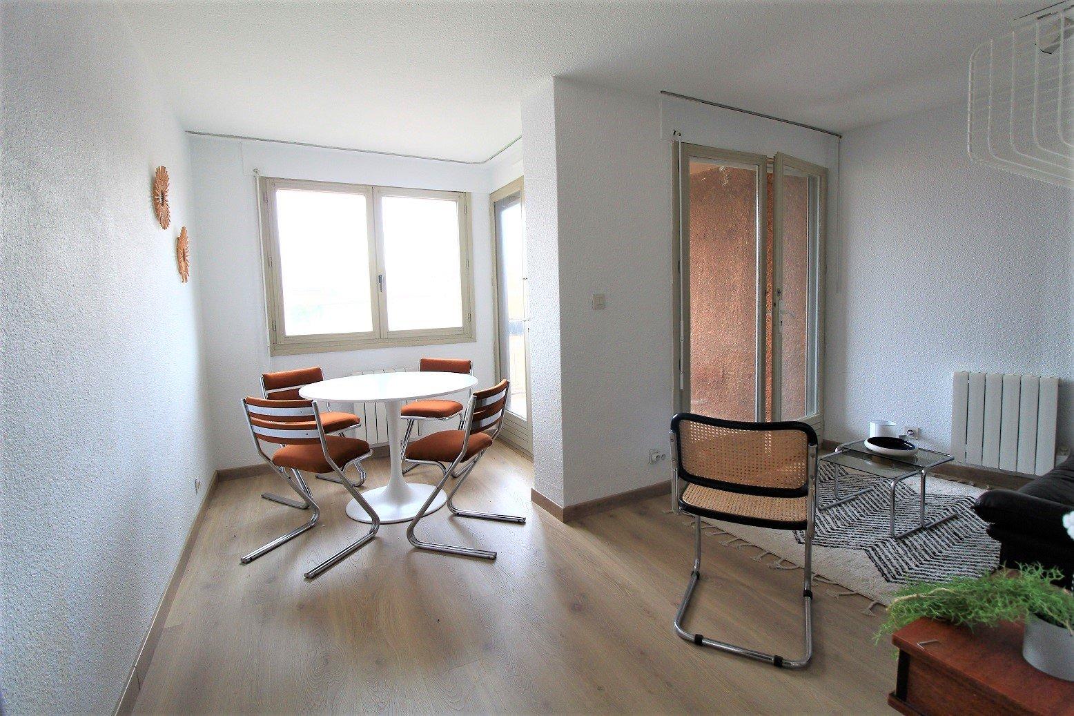 Capitole, T1 bis meublé de 35 m² avec balcon