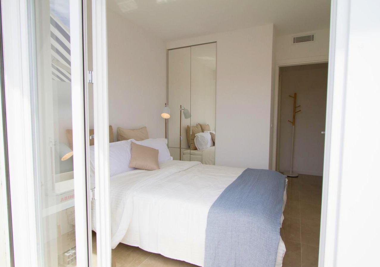 SALE Apartment 3 Rooms Nice Carré d'Or Top Floor Terrace 23m²!