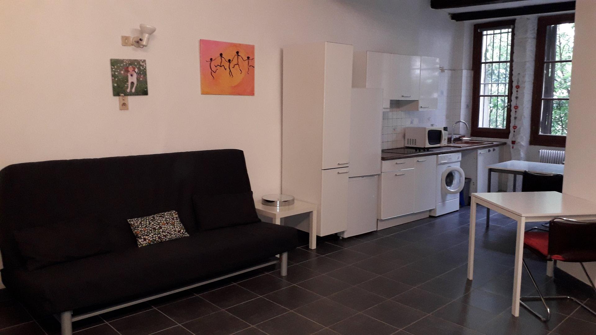 T1 meublé Hyper Centre GRENOBLE