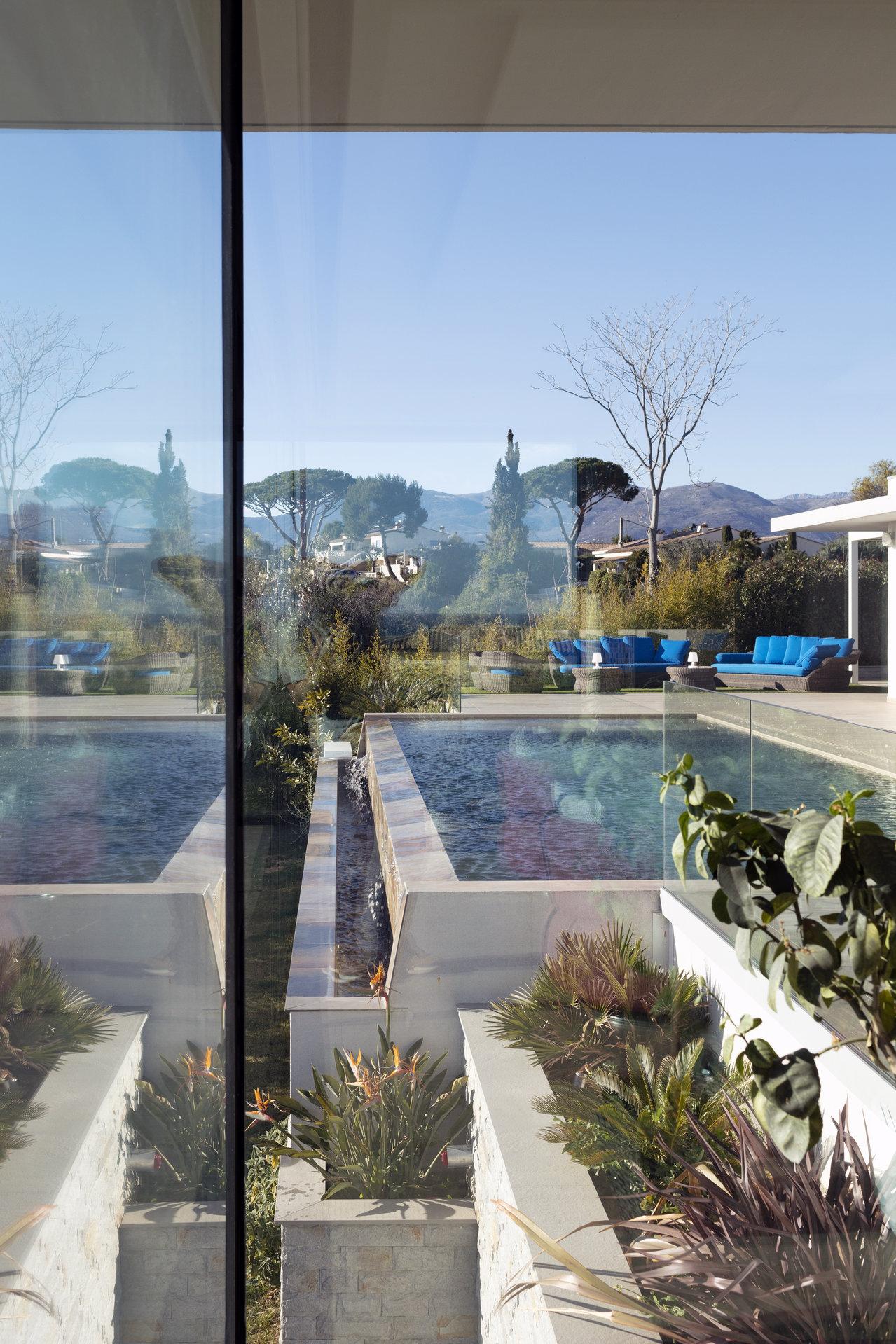 Villa contemporaine - Cagnes-sur-Mer
