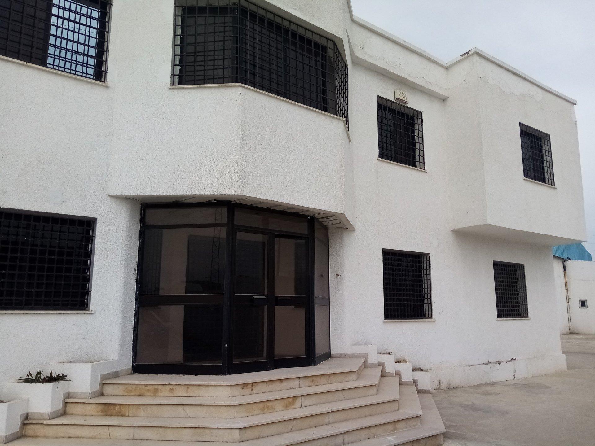 Rental Warehouse - Rades - Tunisia
