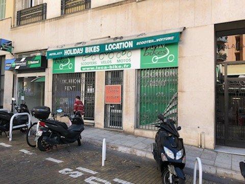 Local Commercial - 34 Avenue Auber - Nice Centre