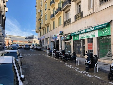Local Commercial - 34 Avenue Auber - Nice Centre
