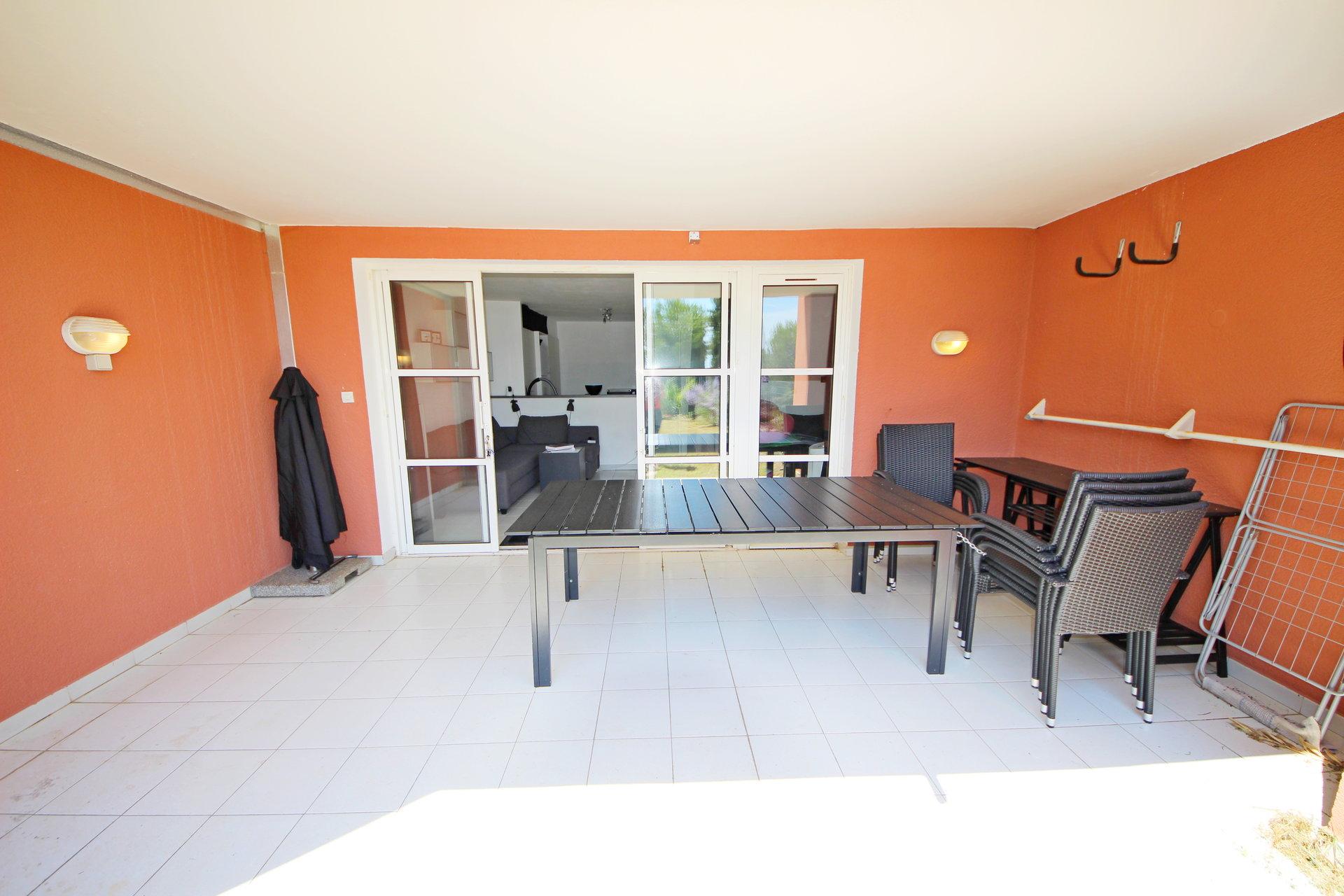 Acquisto Cap Estérel 2 camere piano giardino