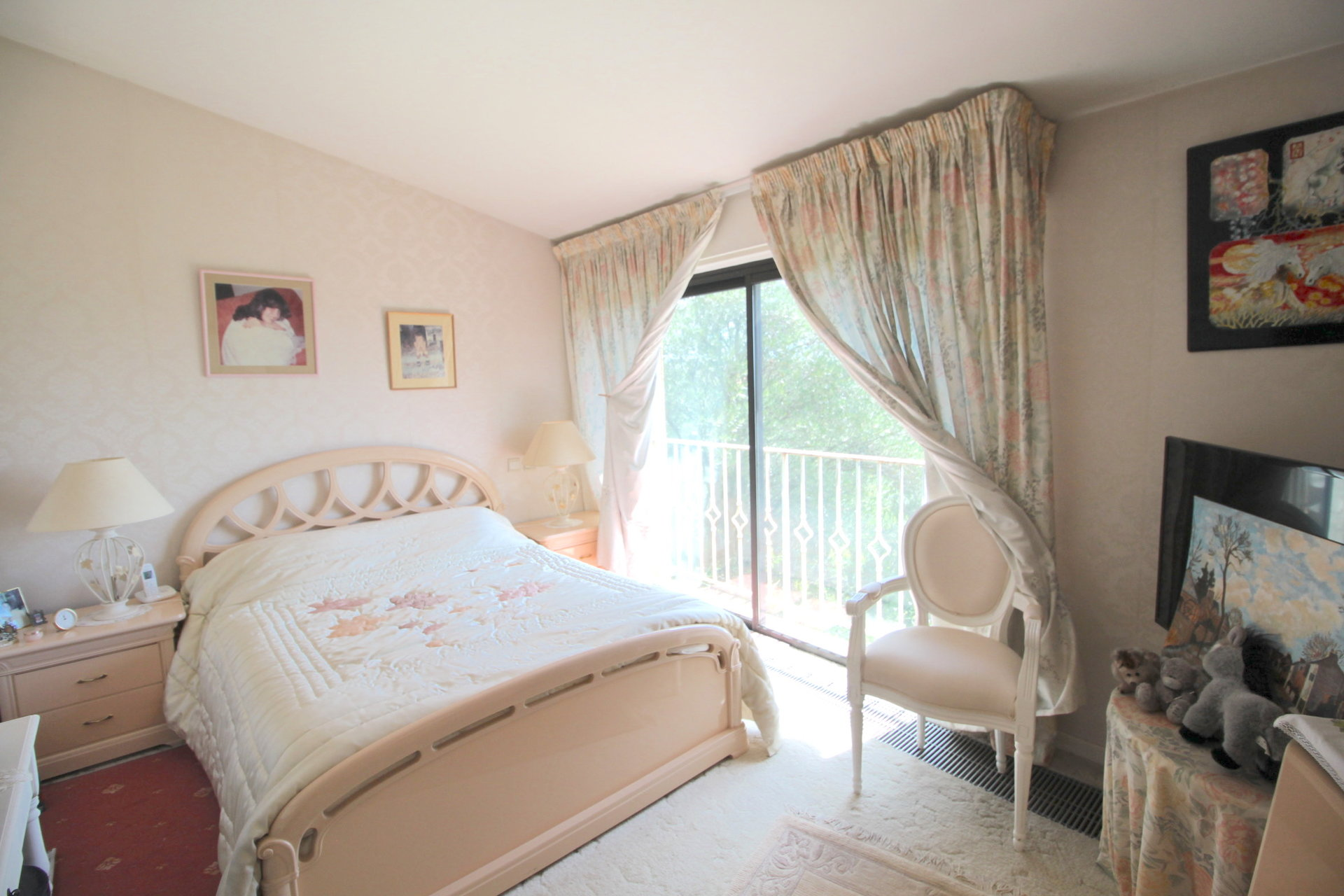 Villa with panoramic views on walking distance of Cotignac