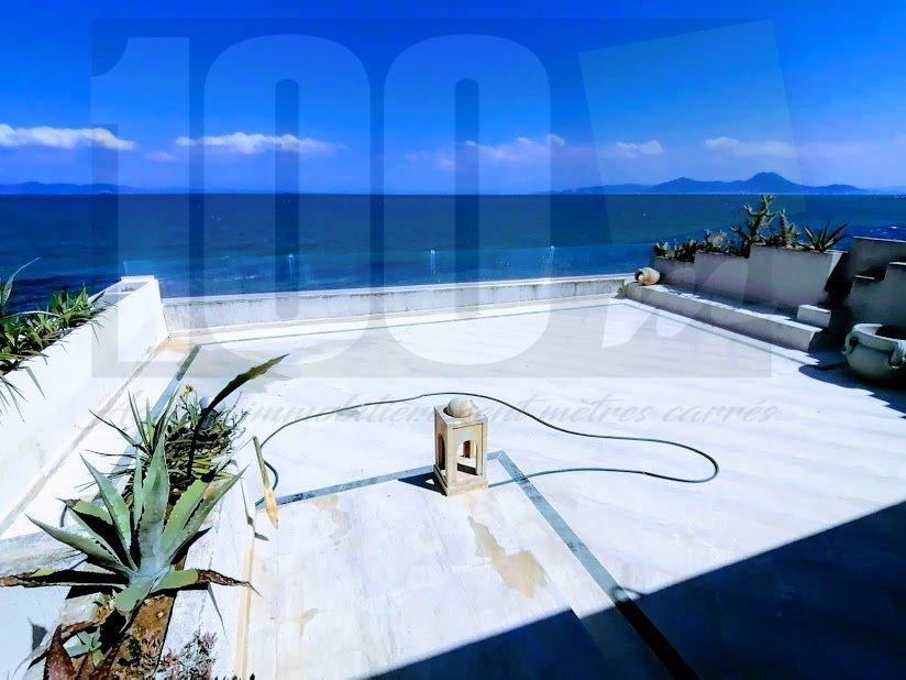 Location appartement avec vue sur Mer