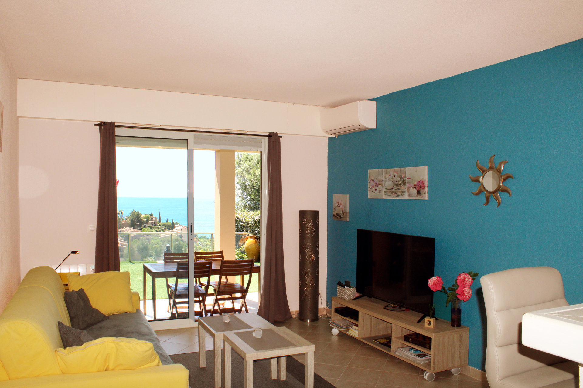 Friendly 1 bedroom with beautiful sea view