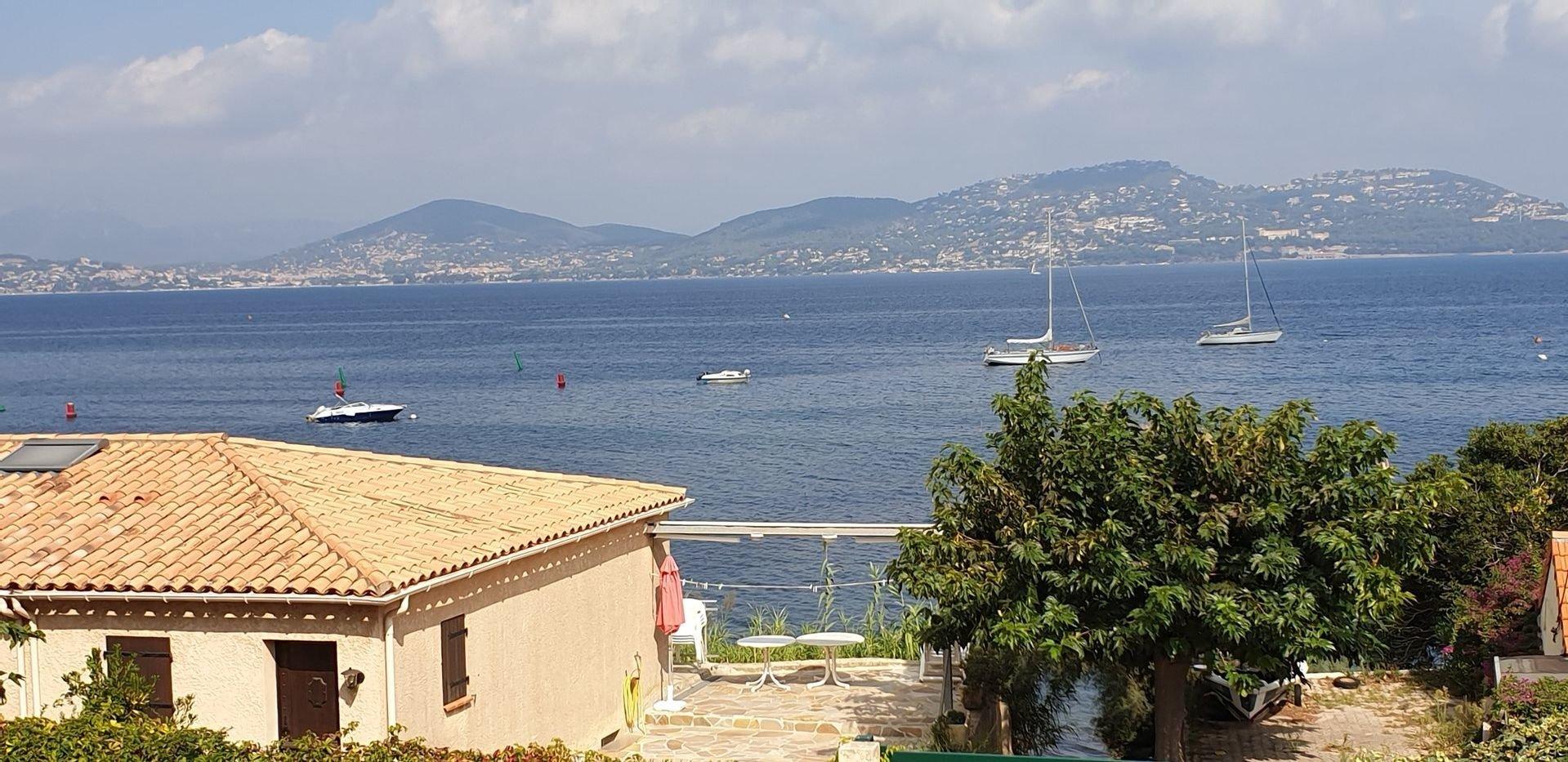La Madrague - Vue Mer