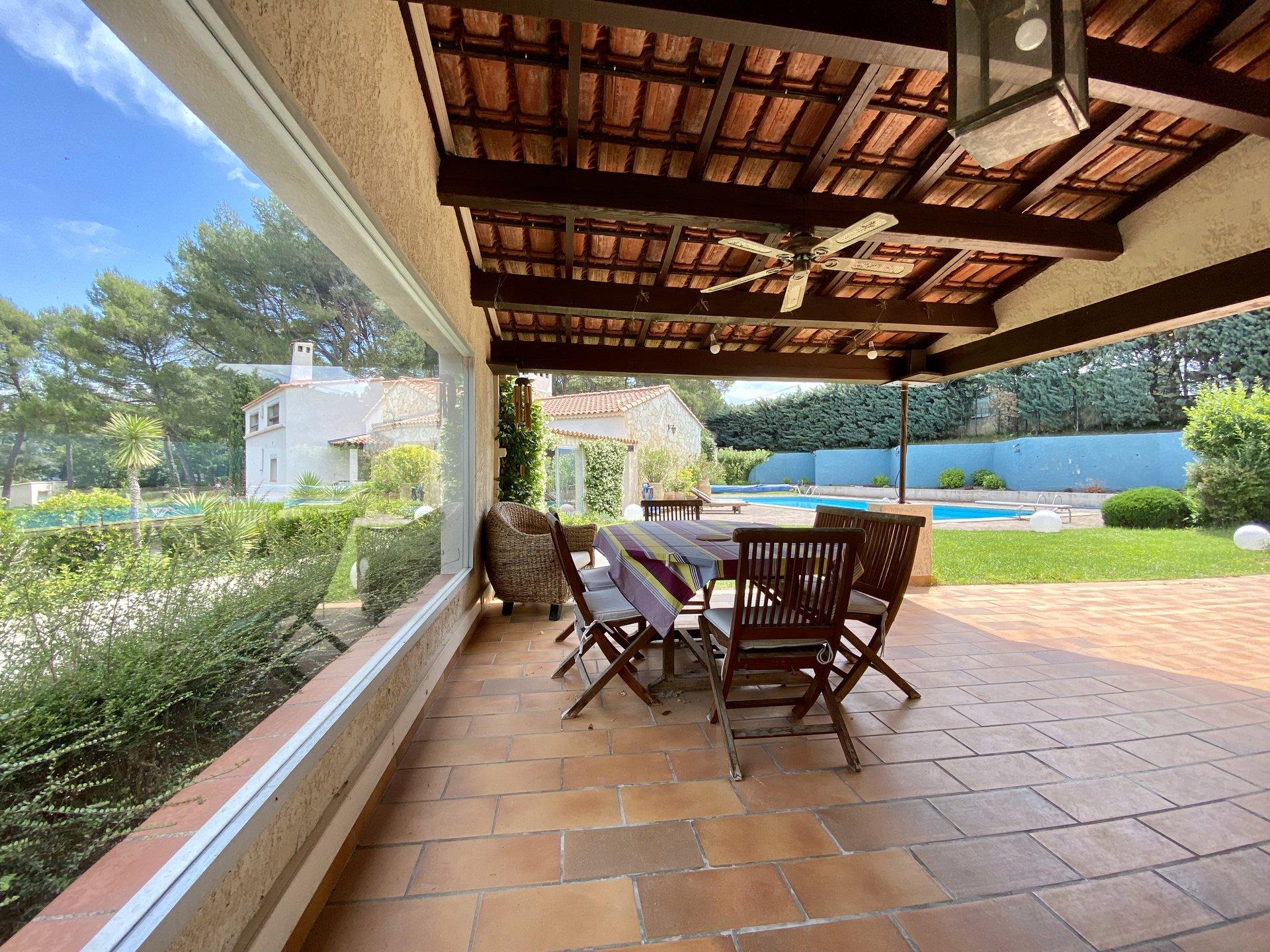 Villa d' architecte  Provençale/ Aix Nord