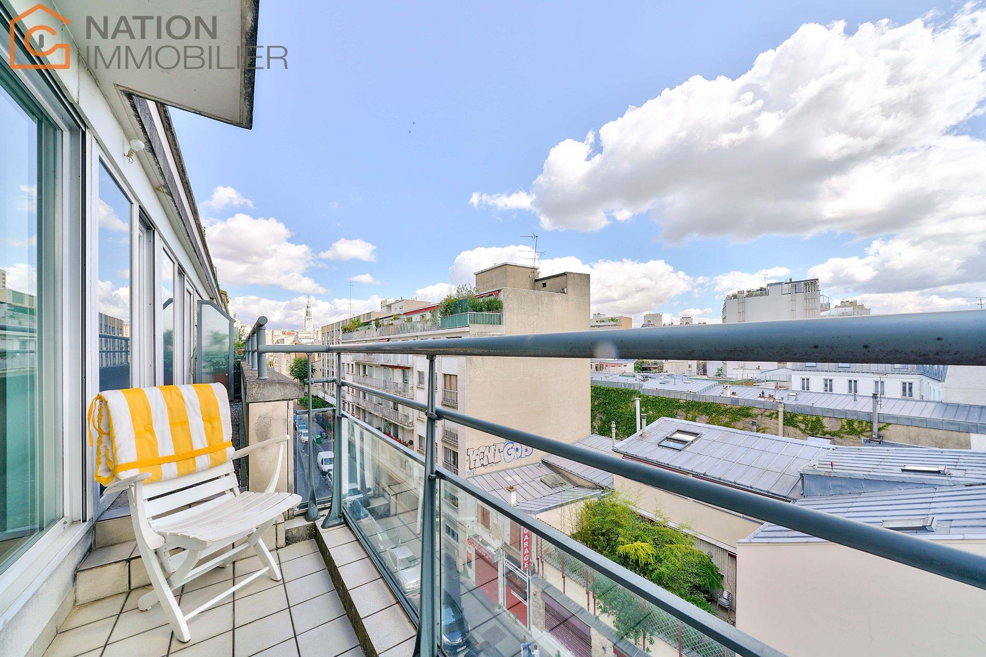 Sale Apartment - Paris 20th (Paris 20ème) Charonne
