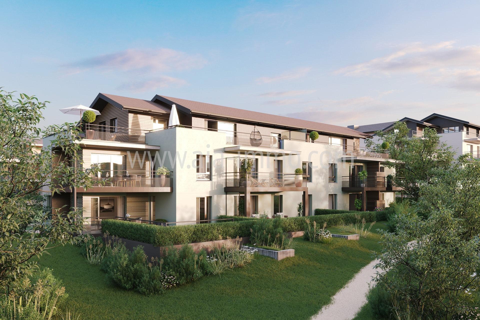 Sale Apartment - Villy-le-Pelloux