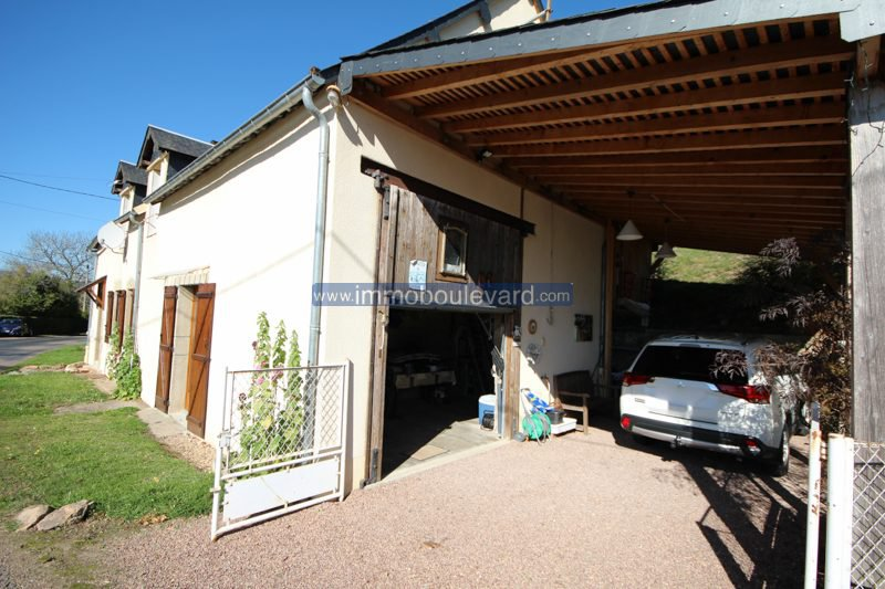 House in good condition for sale in the Morvan in Burgundy
