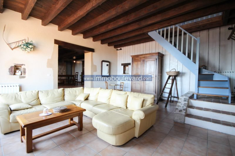 Verkauf Haus - Roussillon En Morvan