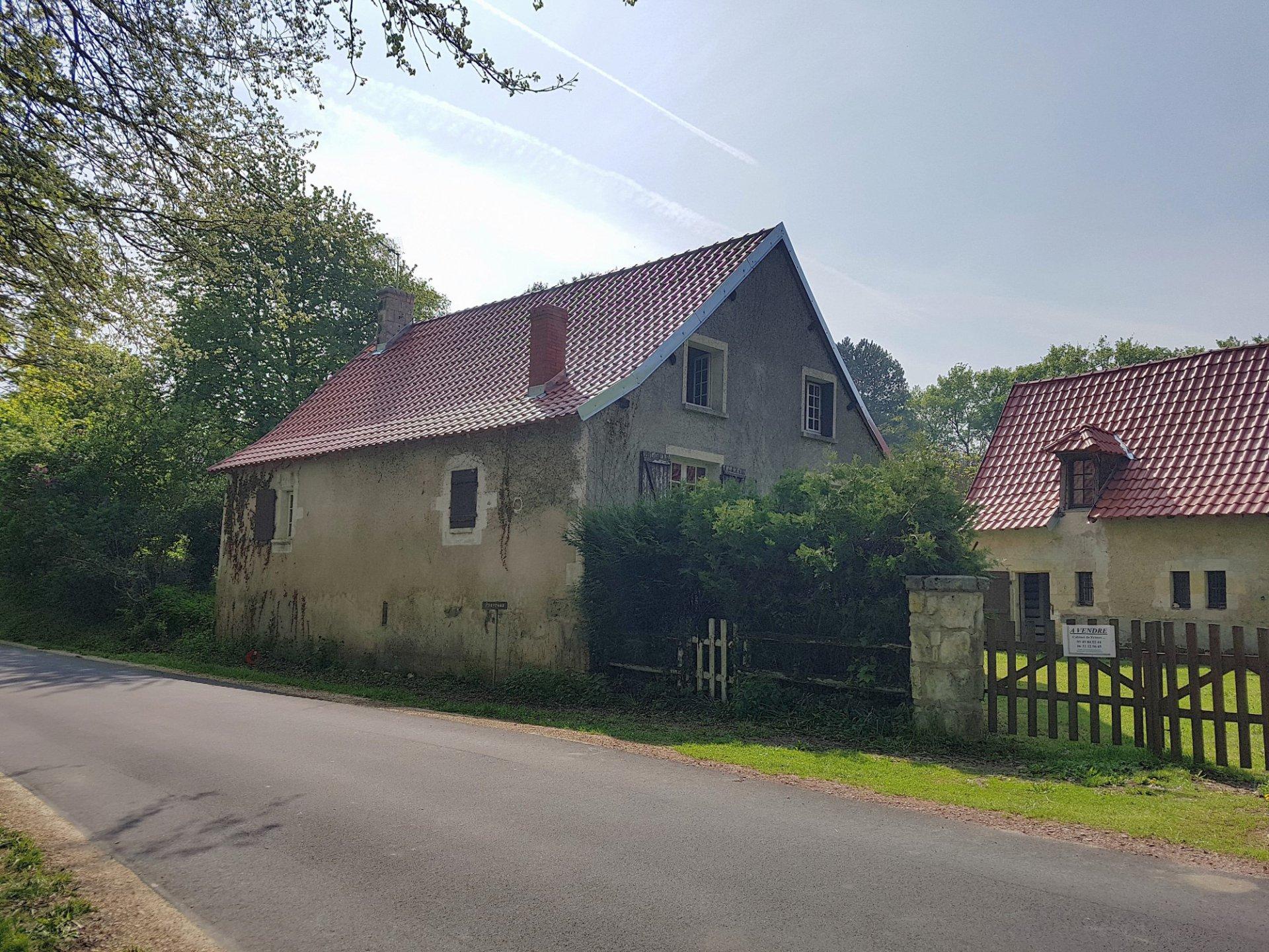 Touraine du sud, Indre et Loire (37), propriété avec piscine et etang