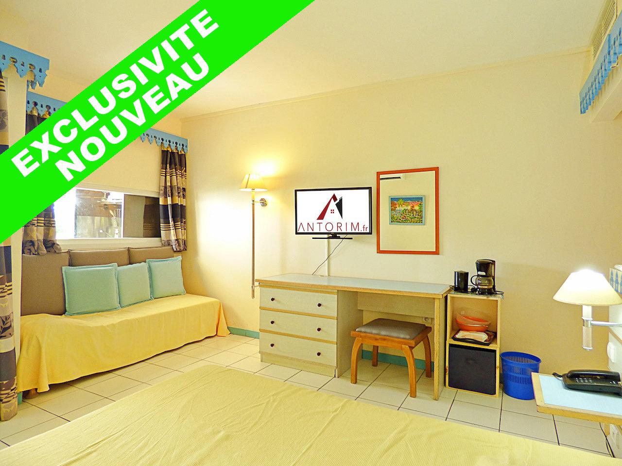 LES TROIS-ILETS - Pointe du Bout - Superbe Studio - Piscines - Vue Marina