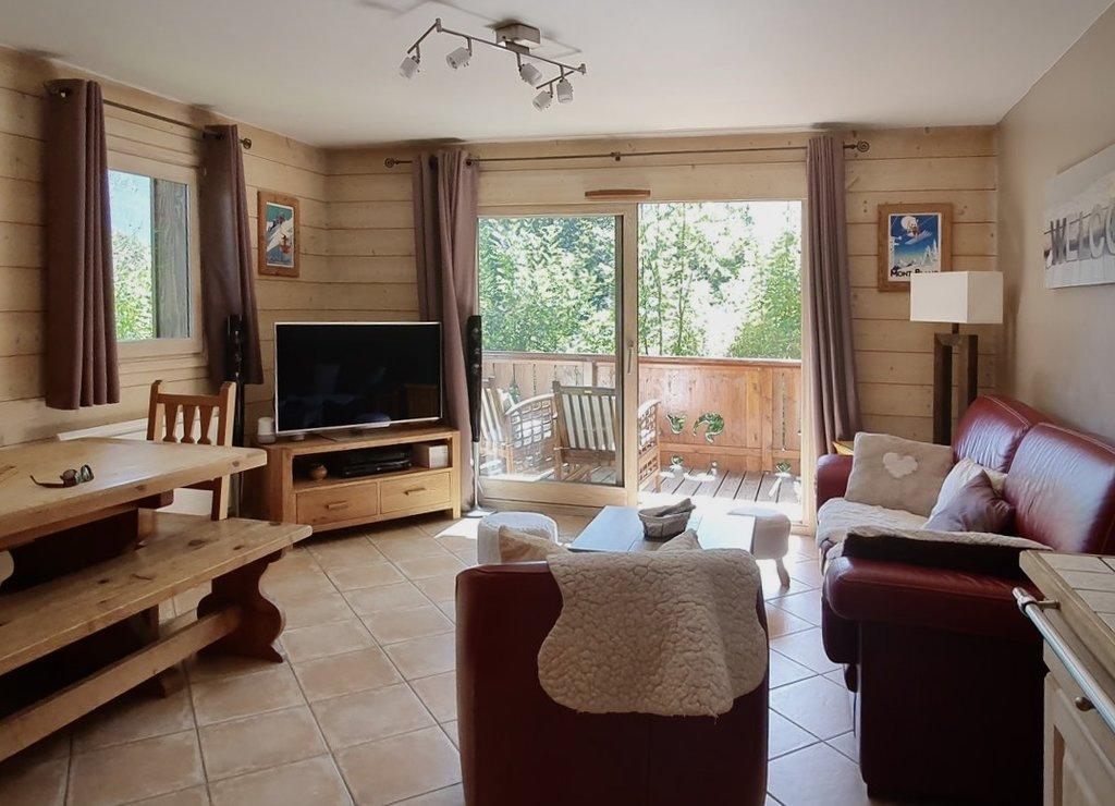 Appartement 2 chambres + cabine - Les Houches Bellevue