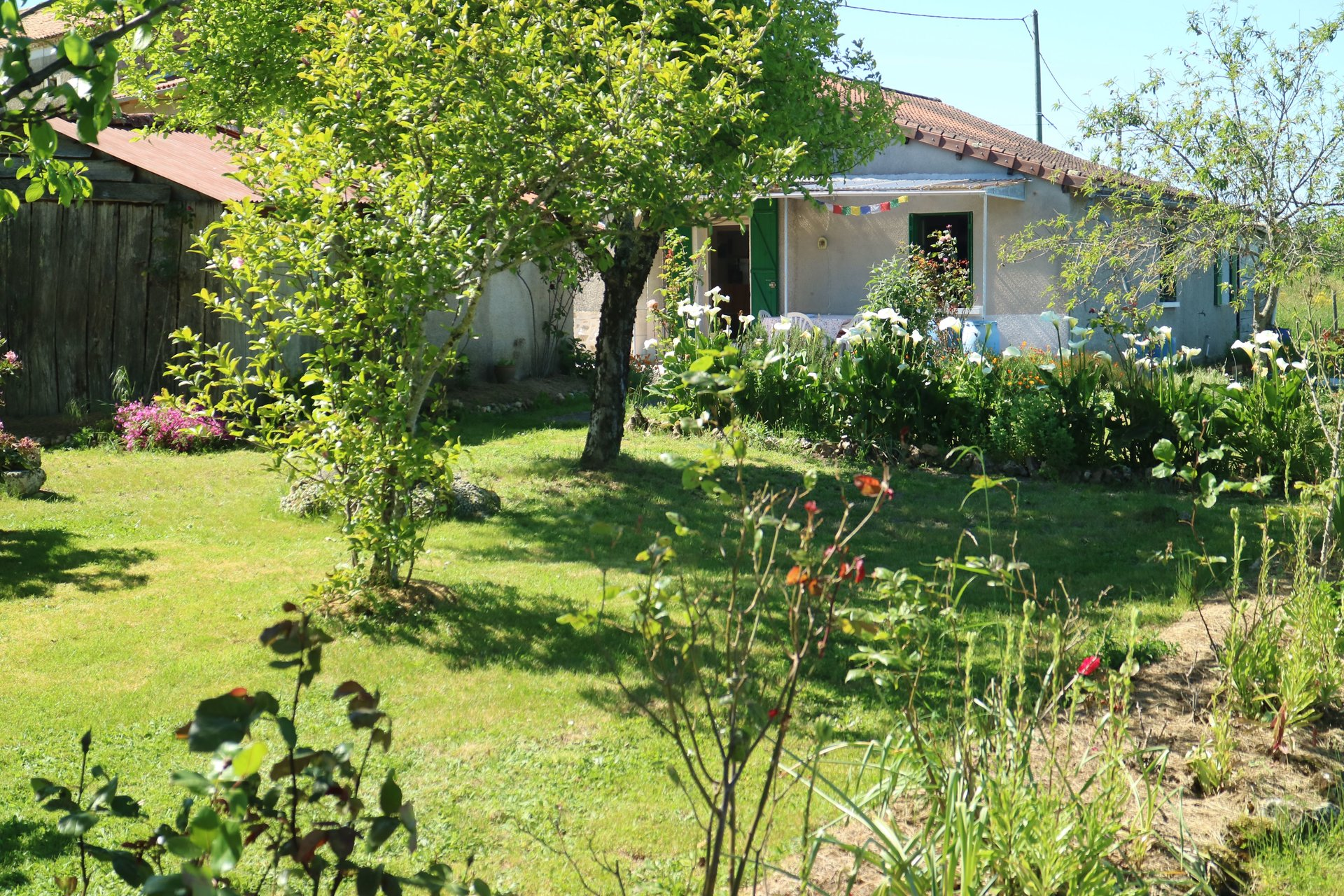 Charming little house with 3 bedrooms and lovely views