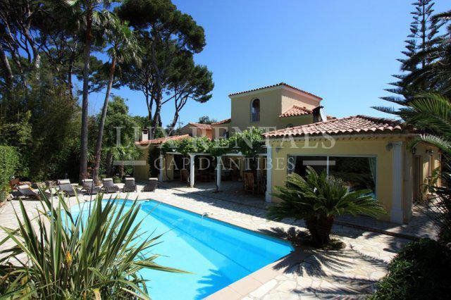 Thumbnail 0 Seasonal rental Villa - Cap d'Antibes
