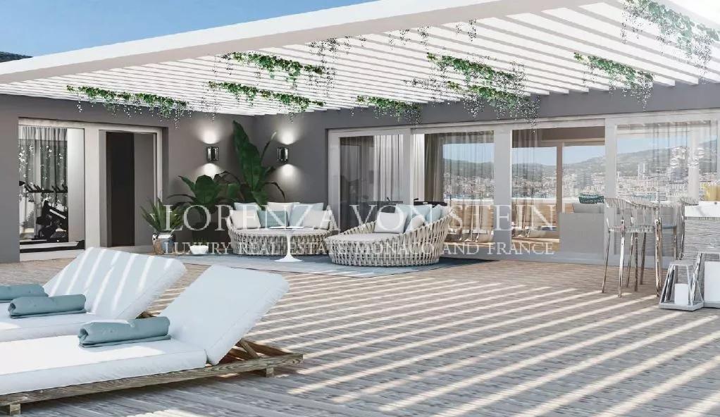Duplex Penthouse - Four Bedroom