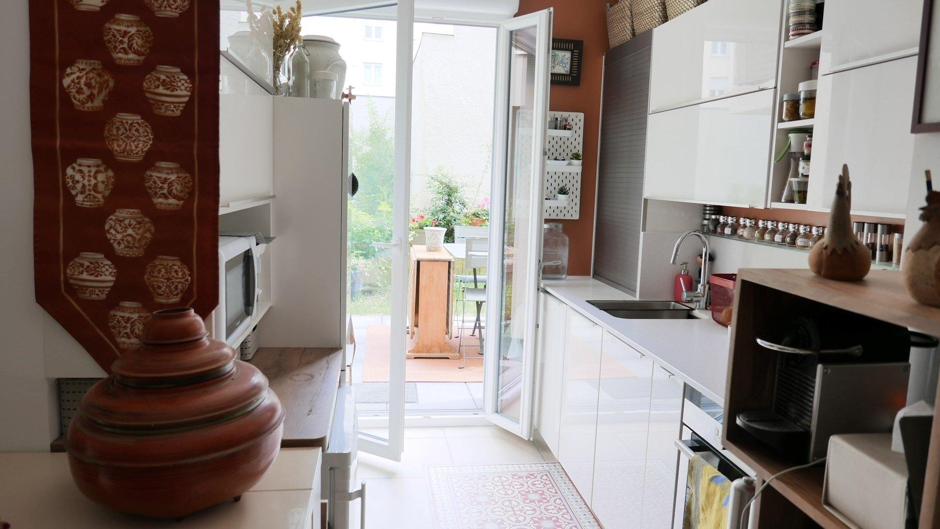 Achat Appartement, Surface de 41.53 m²/ Total carrez : 36 m², 2 pièces, Villeurbanne (69100)