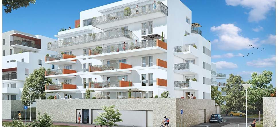 Programme neuf Appartement T3 de 63m²