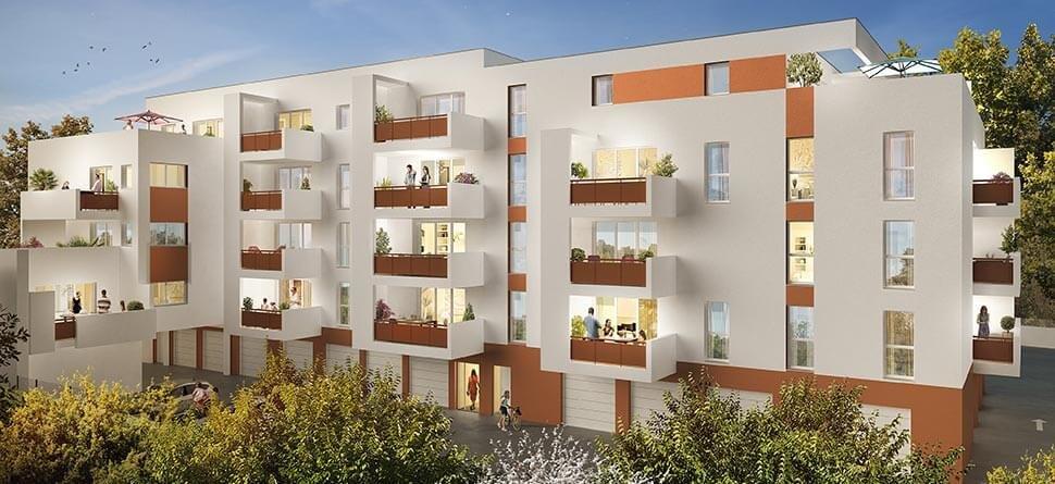 Programme neuf Appartement T3 de 67.5m²