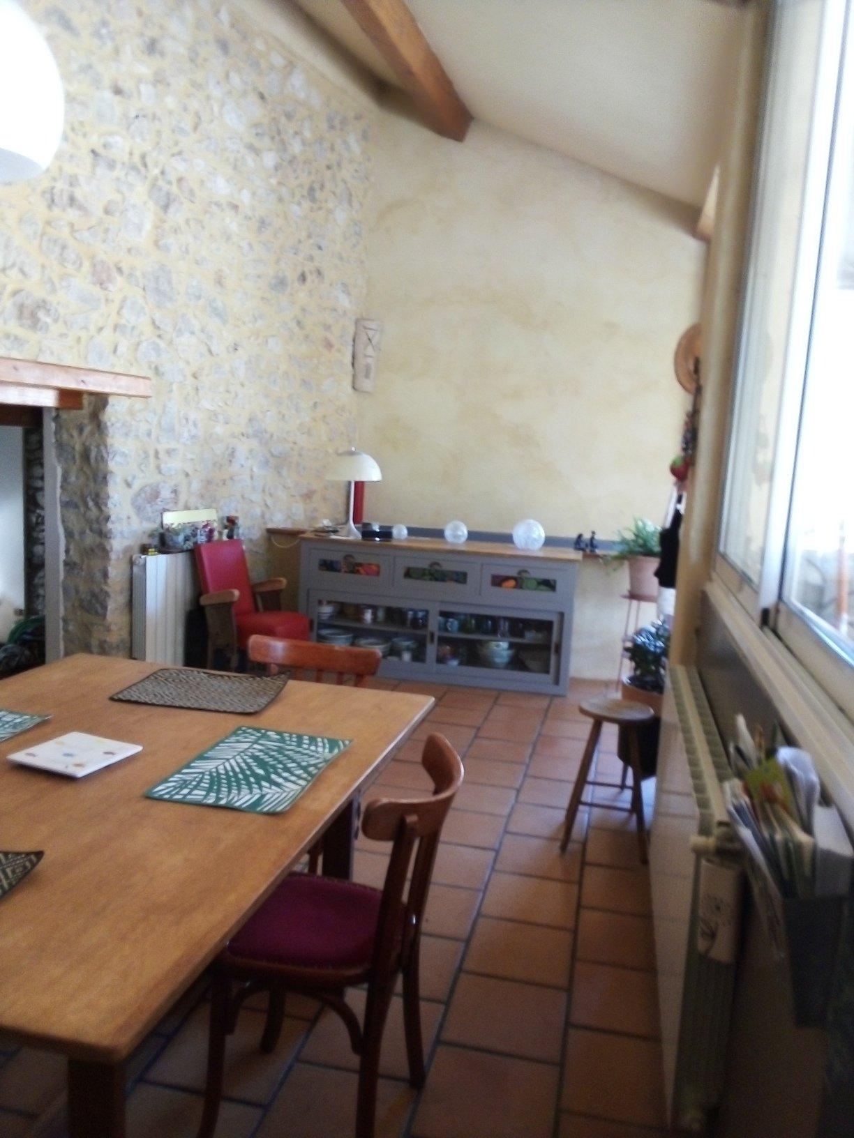 Charmante maison de village rénovée.