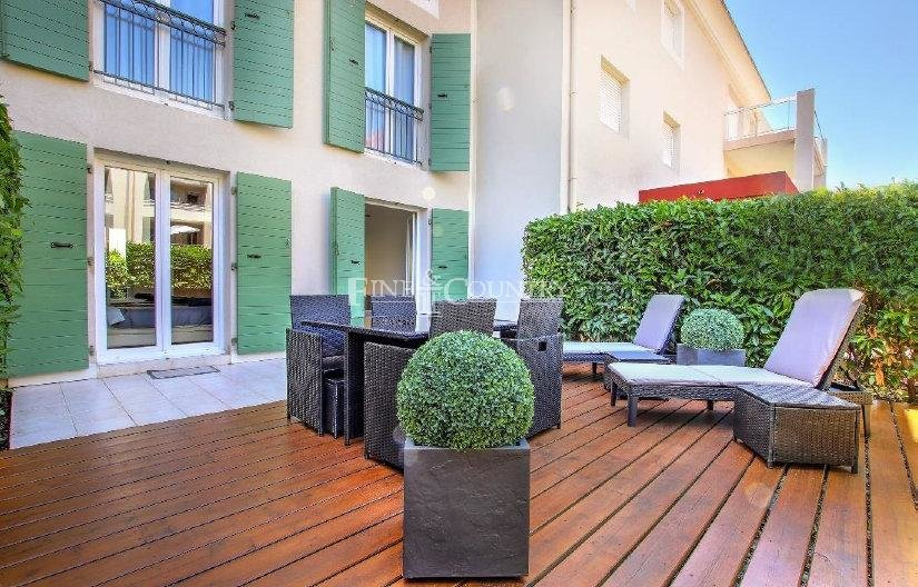 Appartement à vendre Juan Les Pins. 2 Chambres.