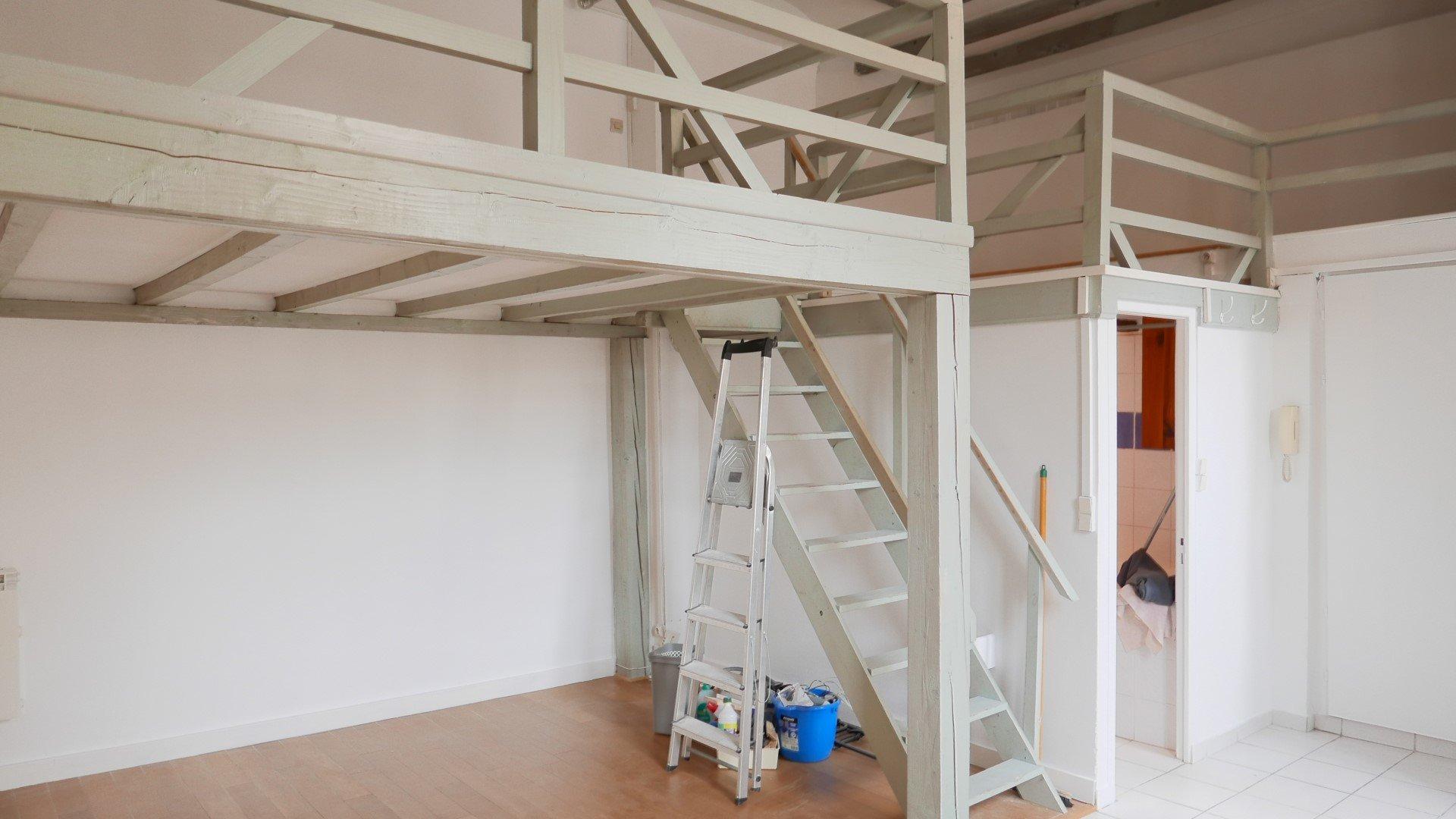 Location Appartement, Surface de 46.4 m², 2 pièces, Lyon 4ème (69004)