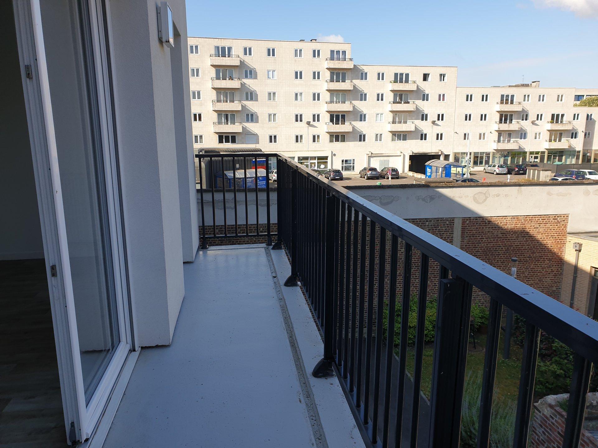 T3 avec balcon clinique de l'europe ROUEN