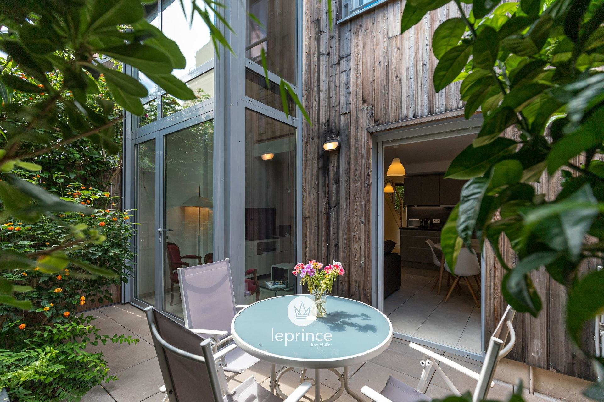 Nice Nord - Contemporary townhouse - 4 rooms - Terrace and Garden