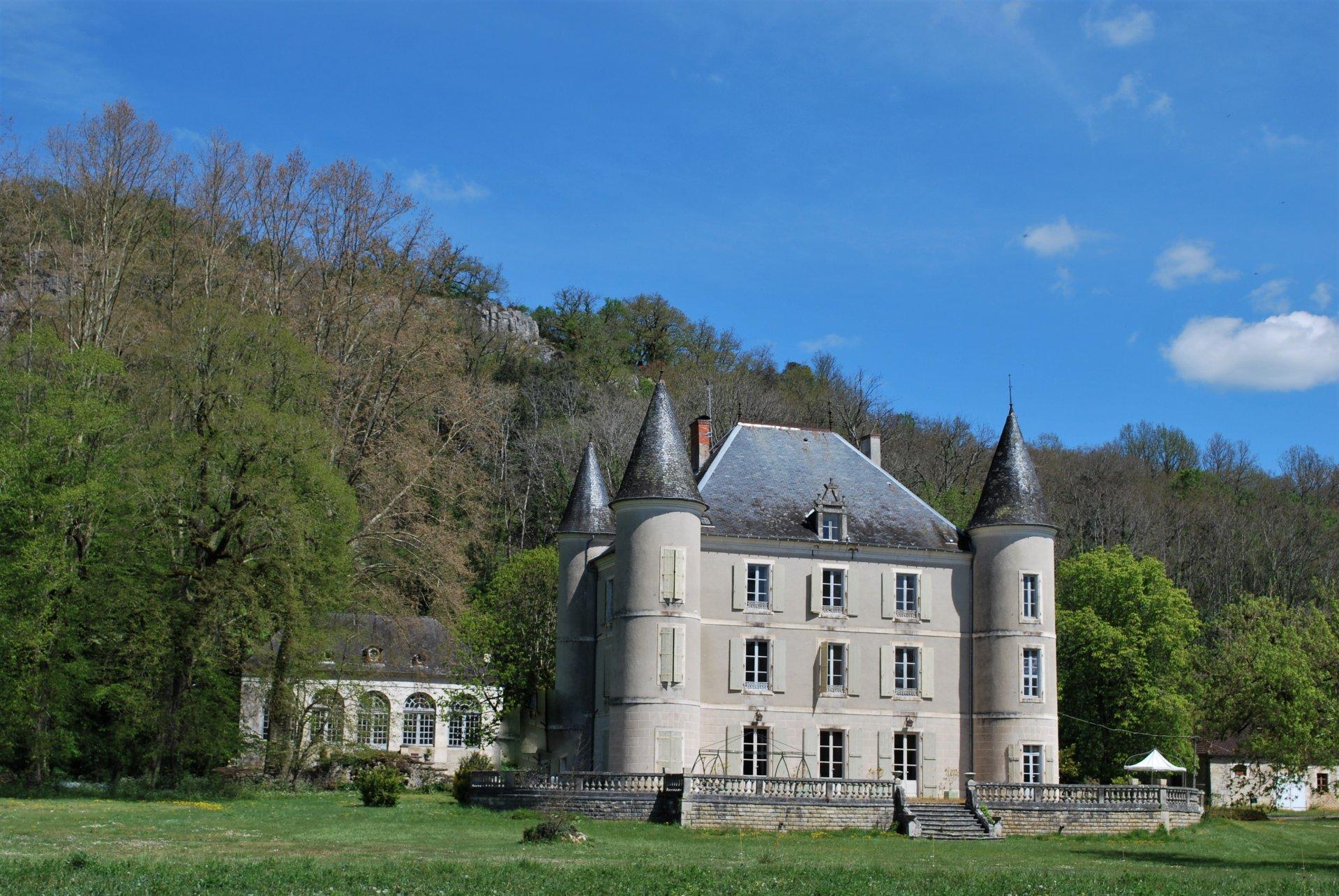 Ce château de conte de fées possède toute l'authenticité de la vie moderne
