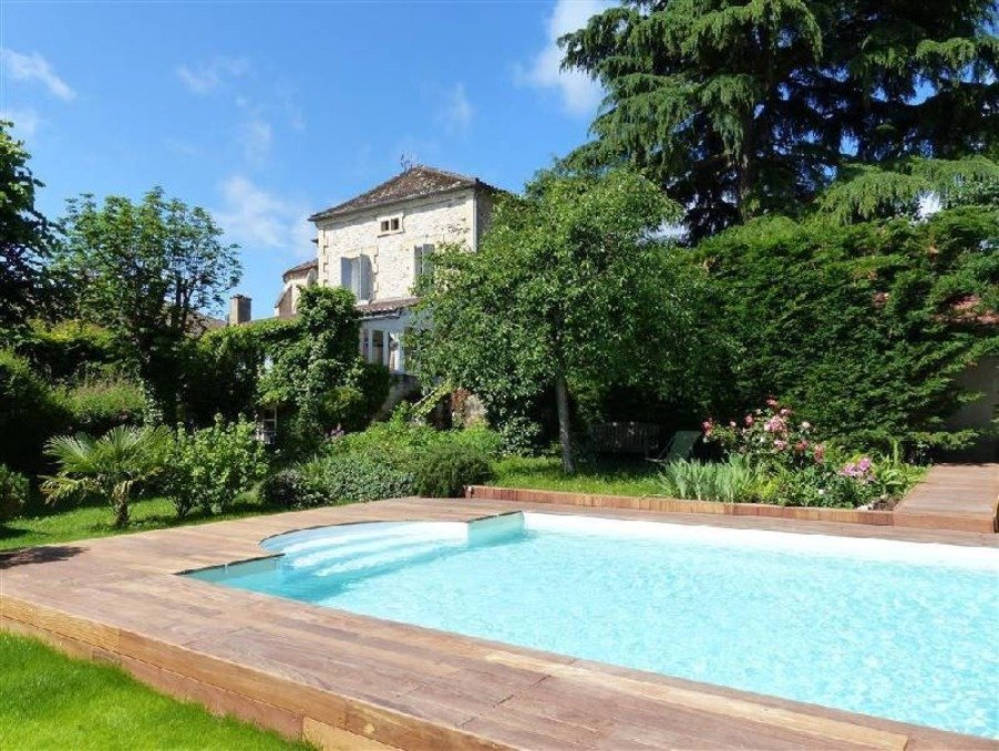 Large home in bastide with a pool.....must see!