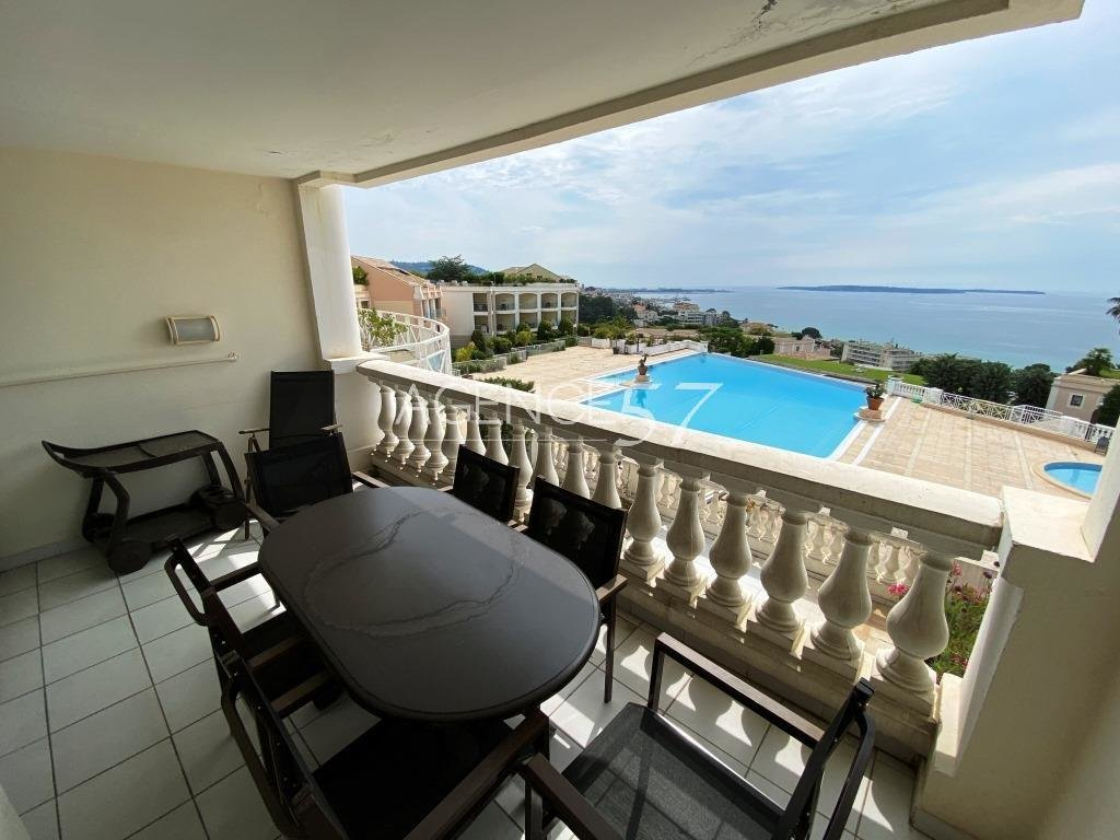 APPARTEMENT 2/3P CANNES VUE MER