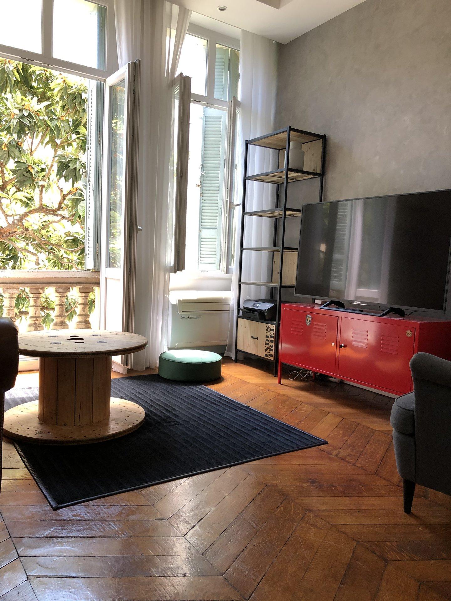 2 pièces meublé - Centre ville