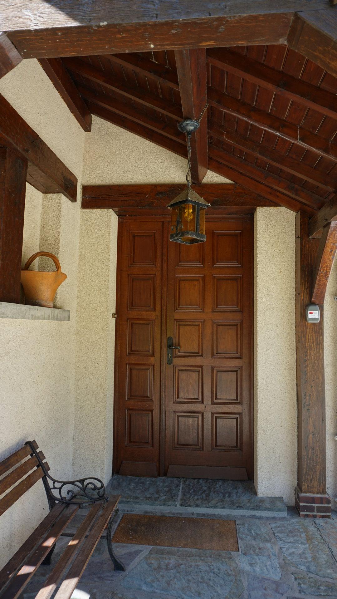 PAYS D'AUGE-CALVADOS Une maison de ville avec un jardin de 29a83ca.