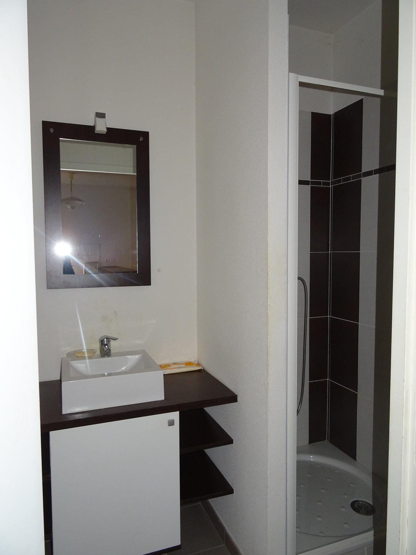 Appartement proche parc 42 m²