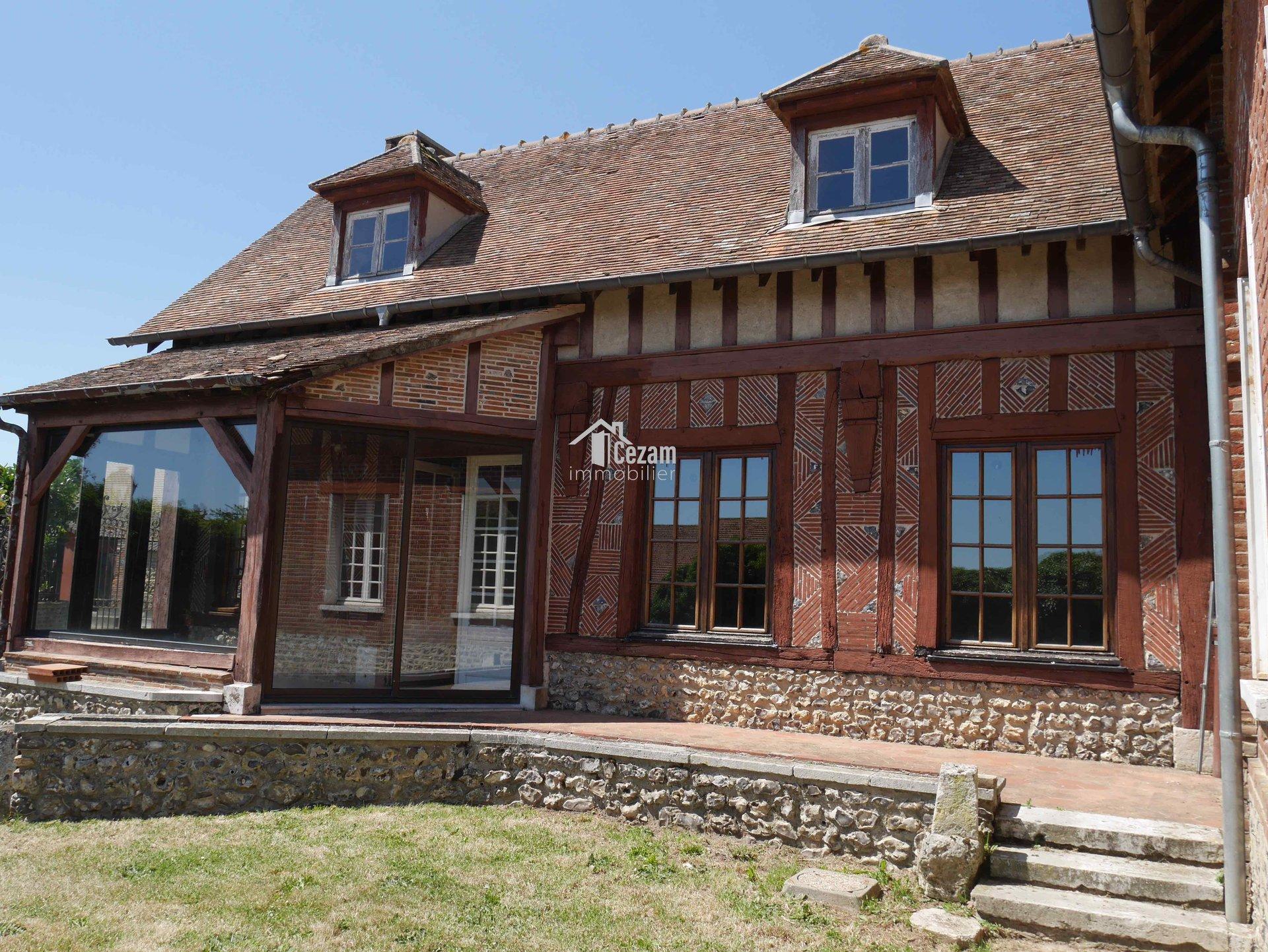 Maison à vendre - Axe LOUVIERS GAILLON