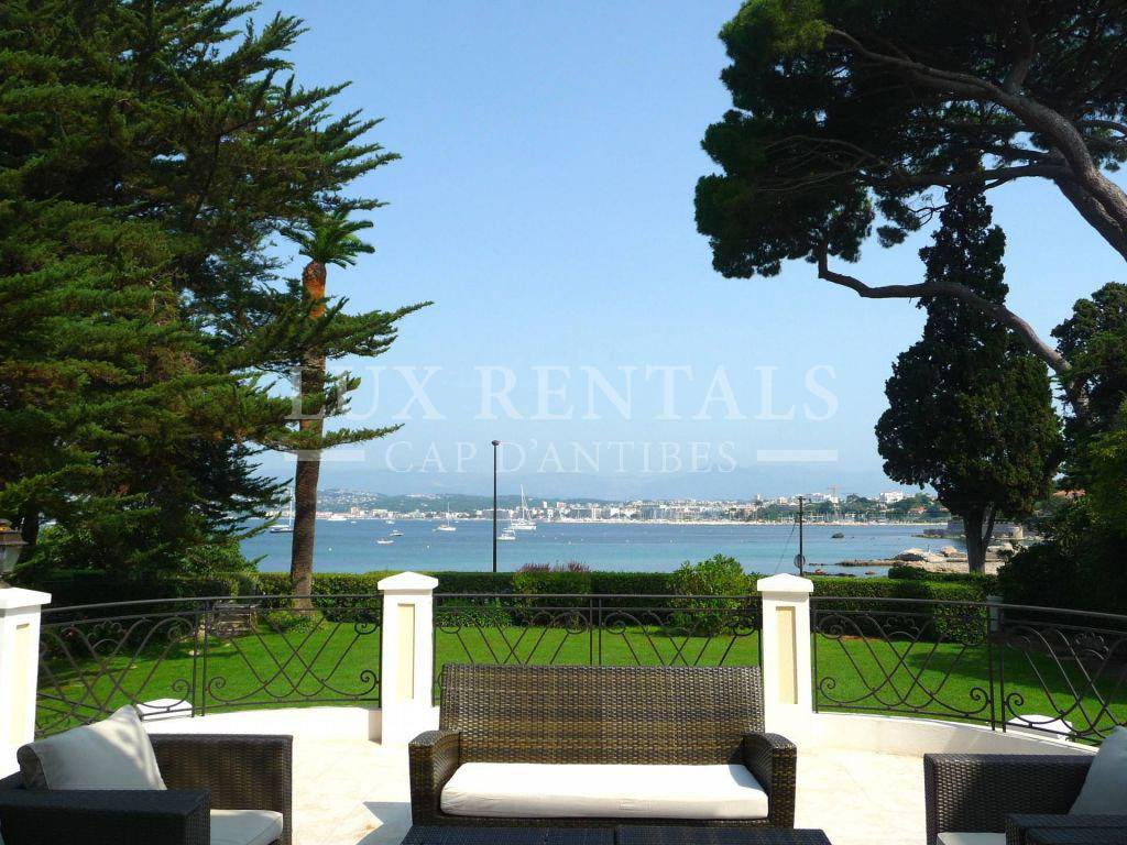 Villa 10 rooms Cap d'Antibes