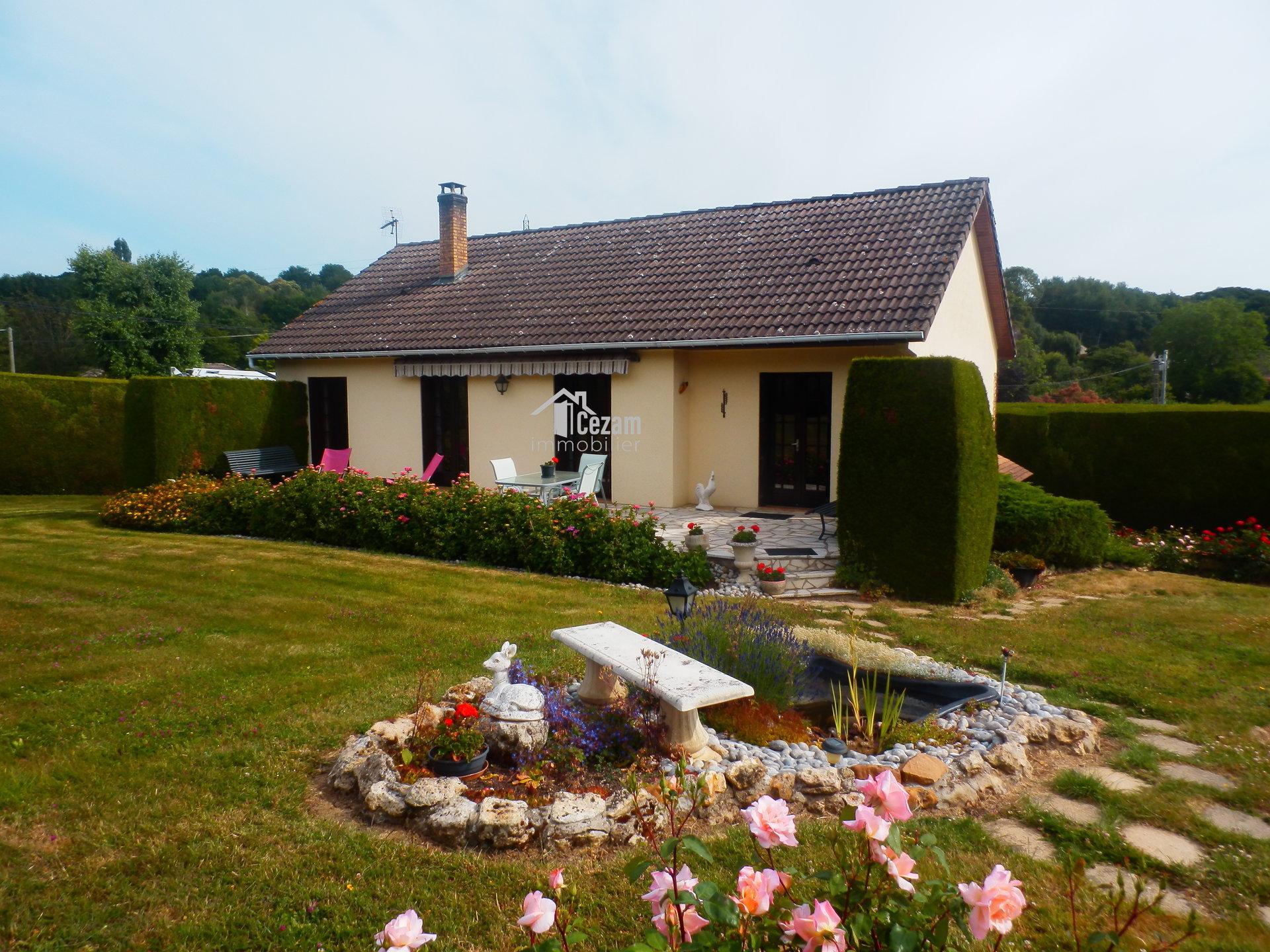 Maison à vendre - FONTAINE BELLENGER 27600