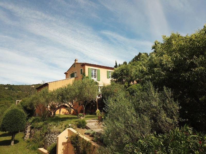 Cotignac maison