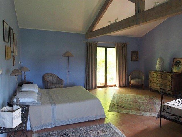 Paradis provençal au calme Sarrians