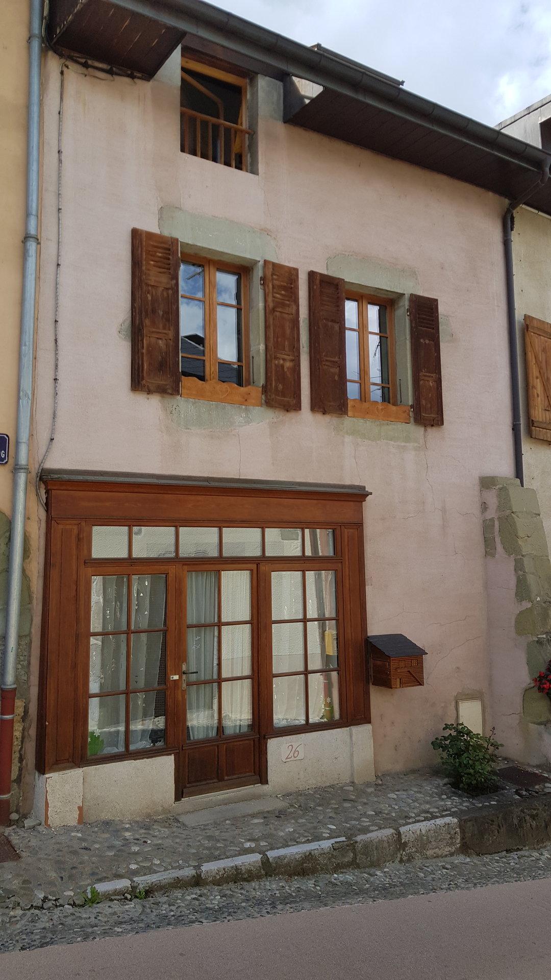 Belle Maison de Village Vieux Bourg Alby sur Chéran