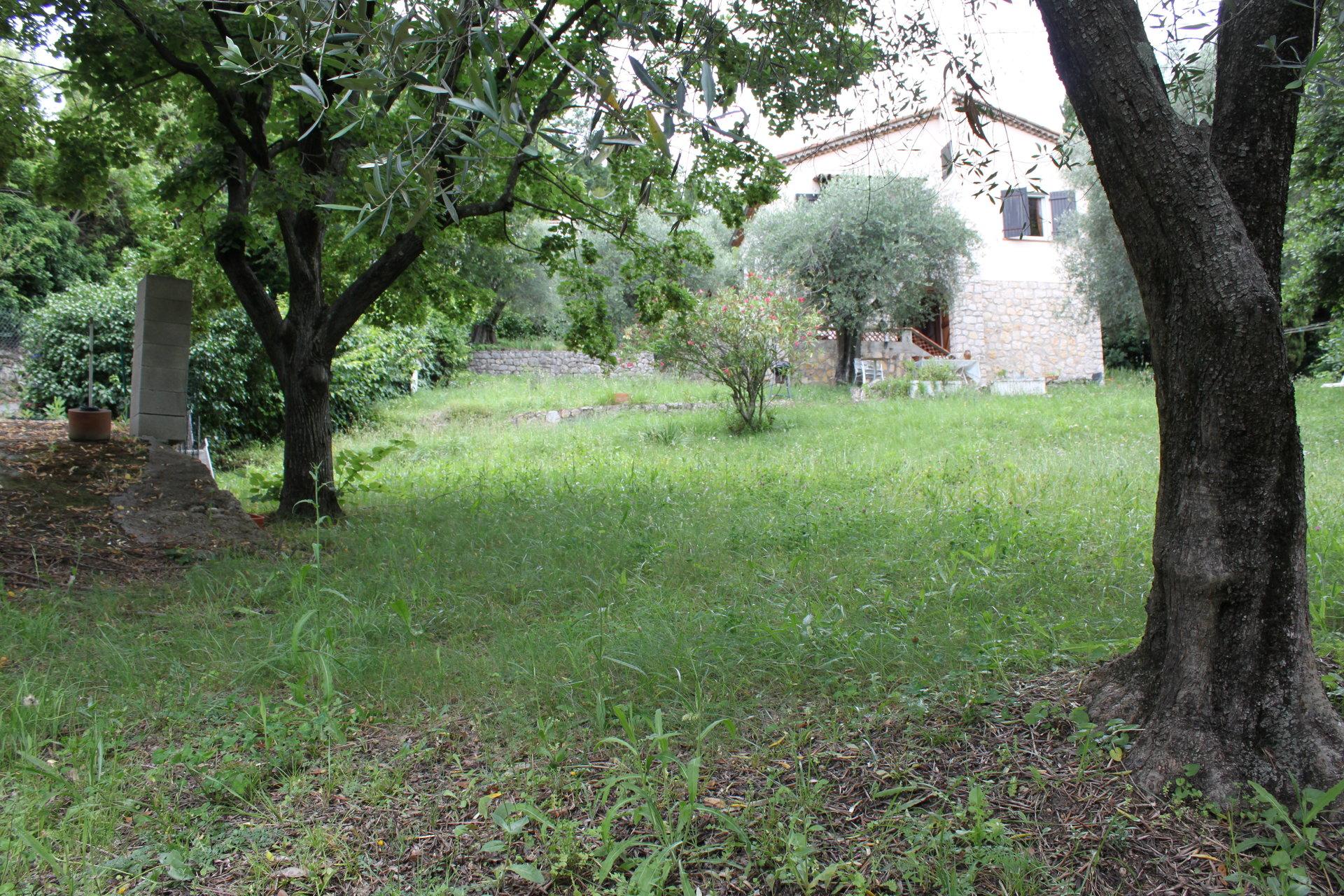 St François - VILLA INDIVIDUELLE sur beau terrain paysager