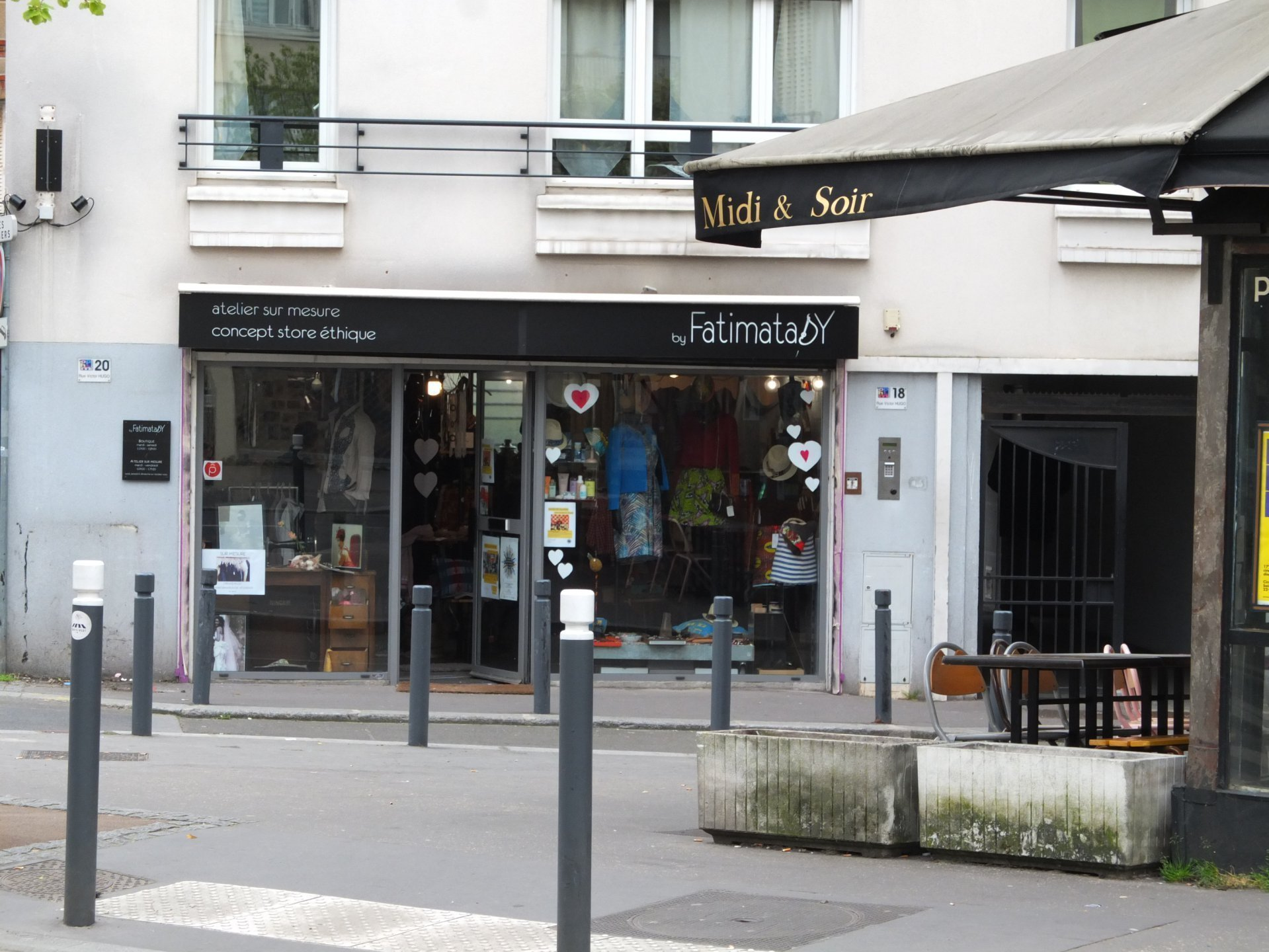 Sale Business assets - Montreuil