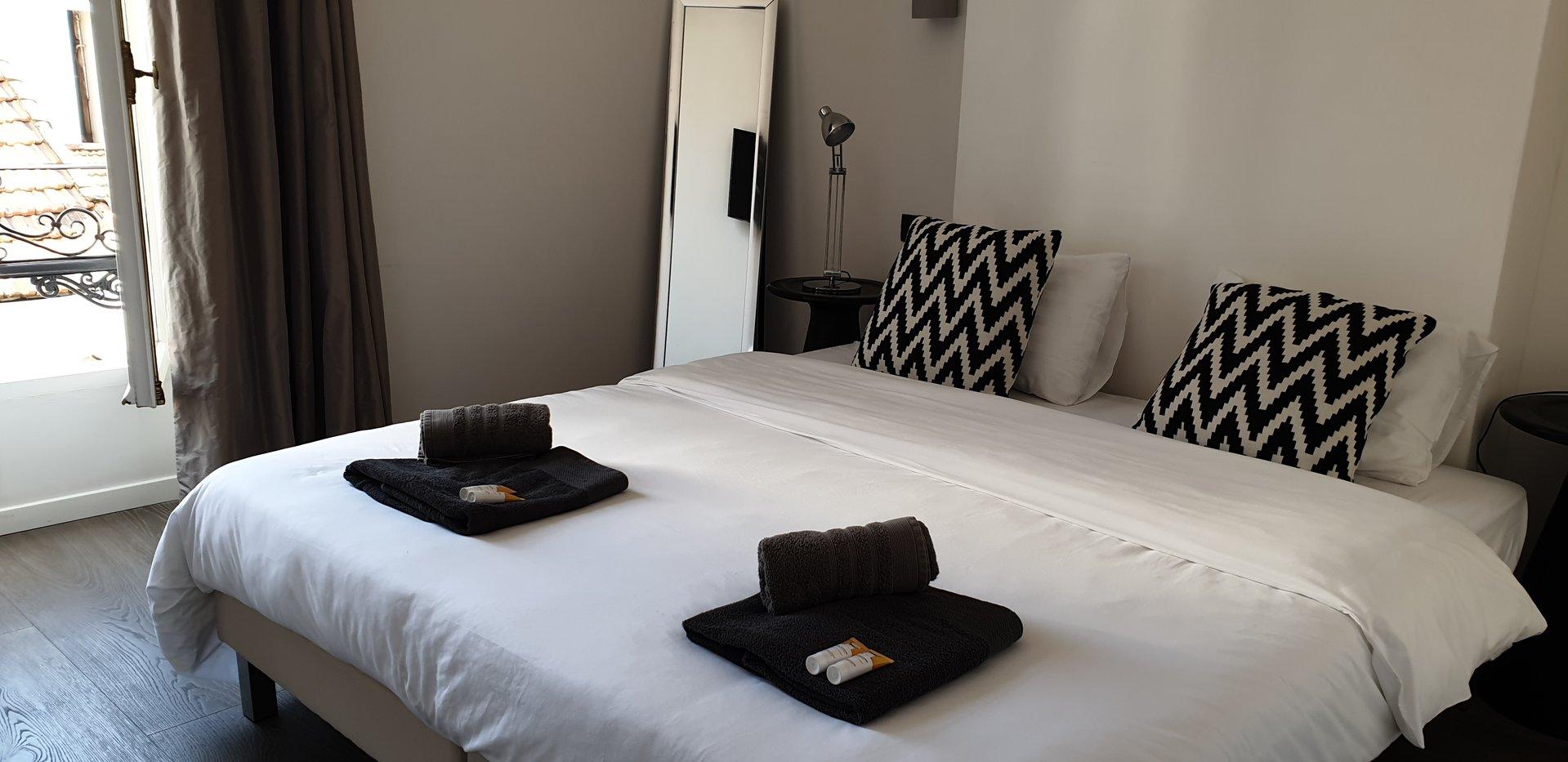 Appartement 4 pièces centre ville Cannes