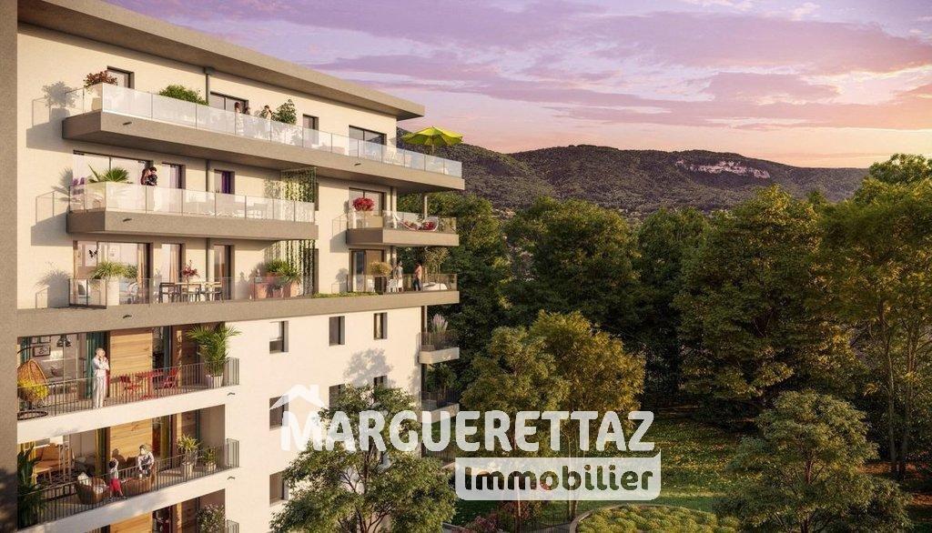 Appartements du 2 au 5 pièces avec balcons, jardins ou terrasses