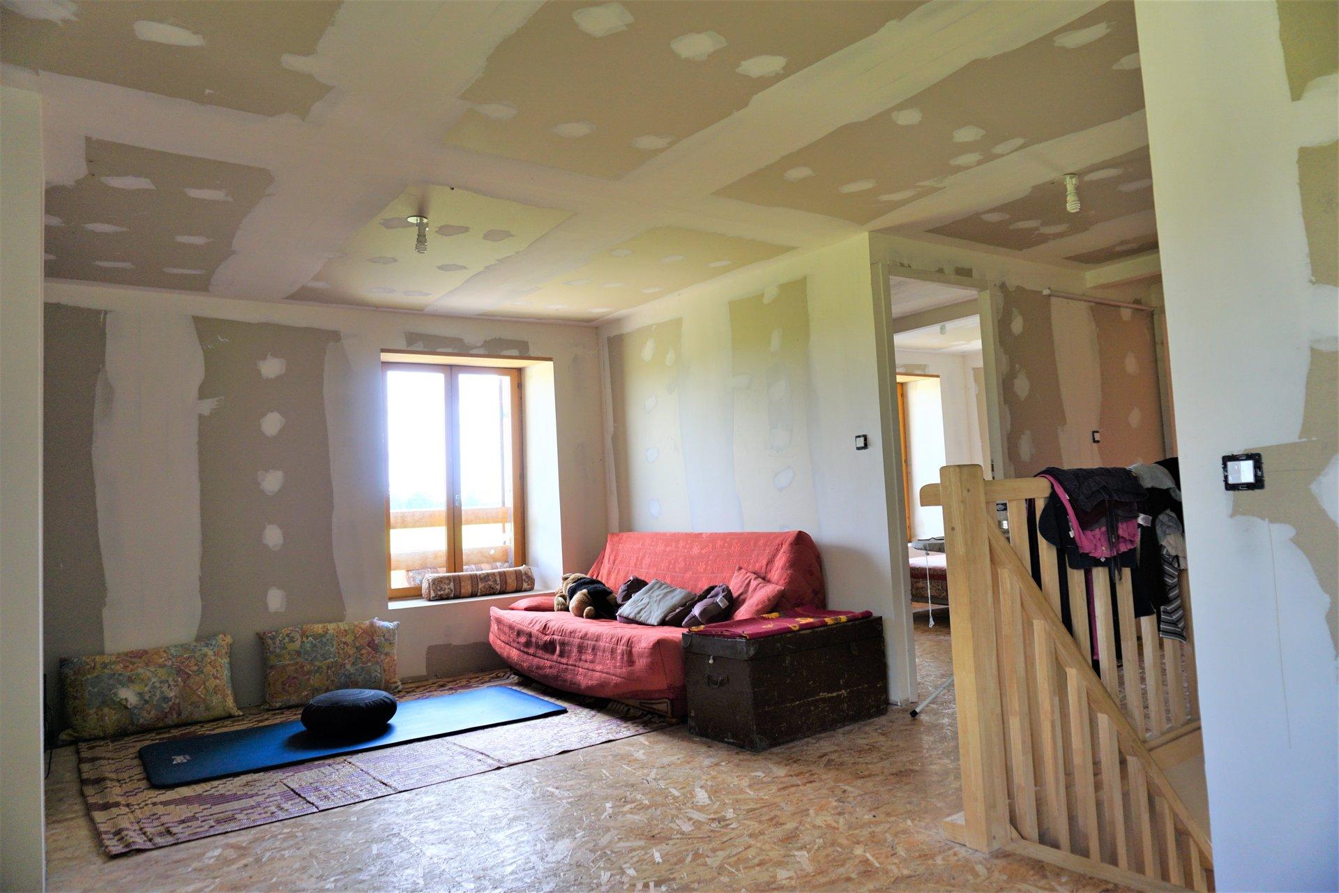 Open space pouvant accueillir une 3ème voire une 4ème chambre ?