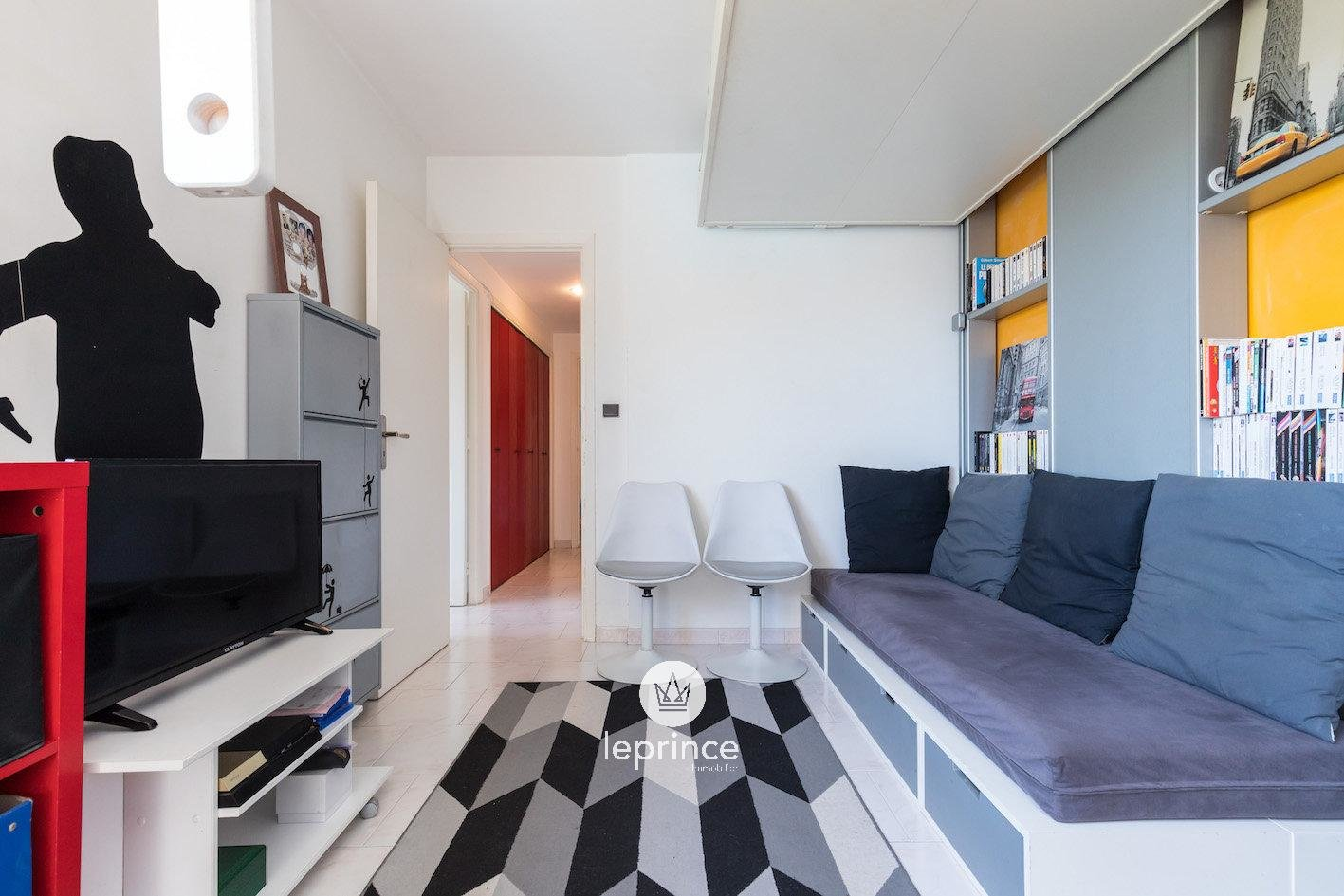Nice Ouest / Fabron - 3 Rooms with Cellar Terrace and Parking